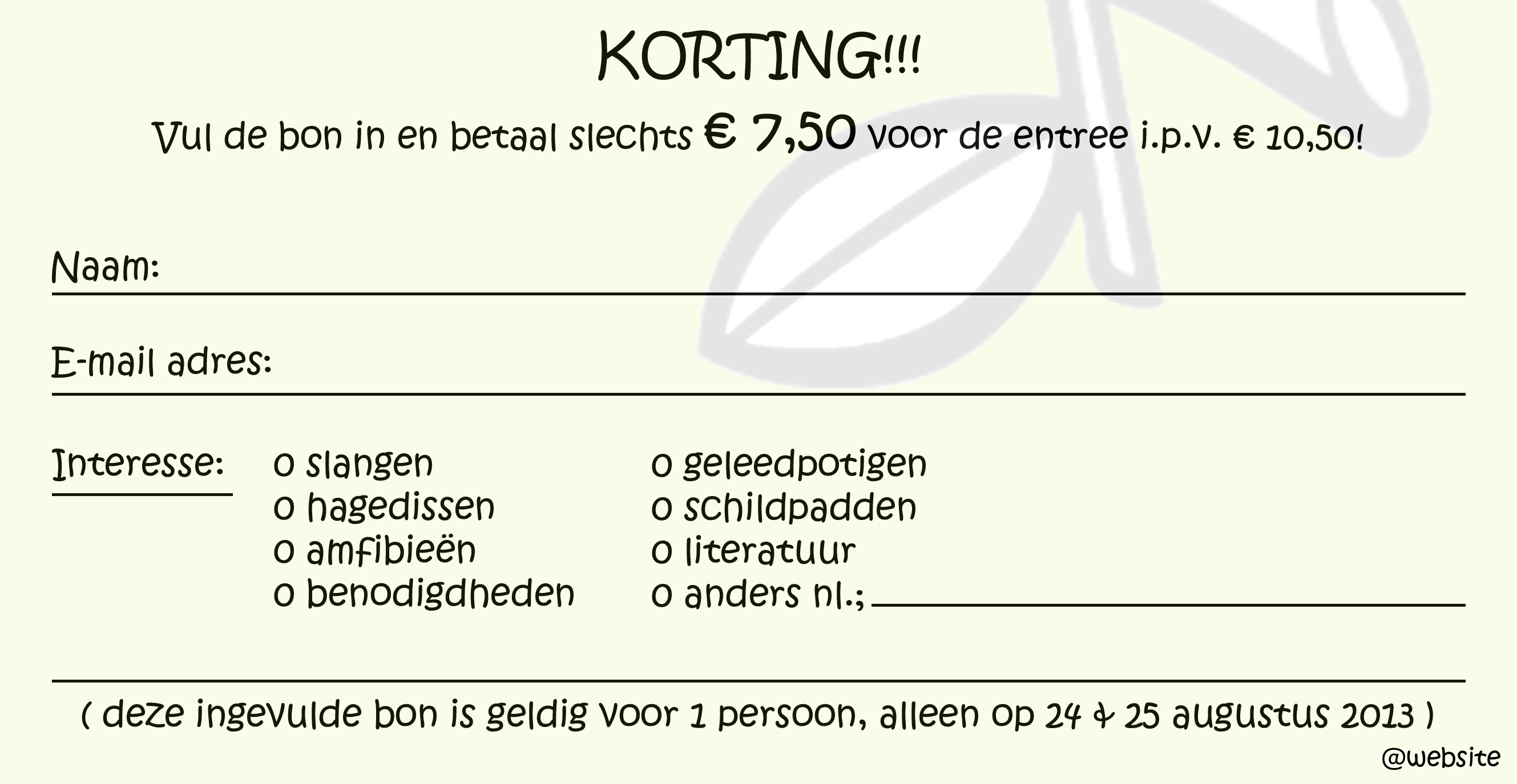 korting website TTD 2013JPG